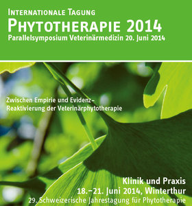 Internationale Tagung Phytotherapie 2014